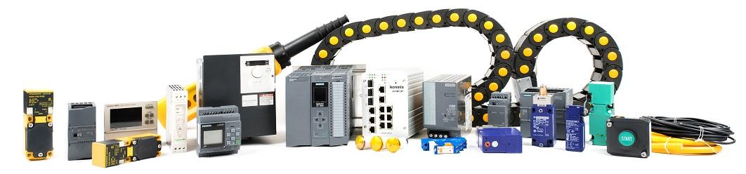 Dodávame zariadenia pre priemyselnú automatizáciu